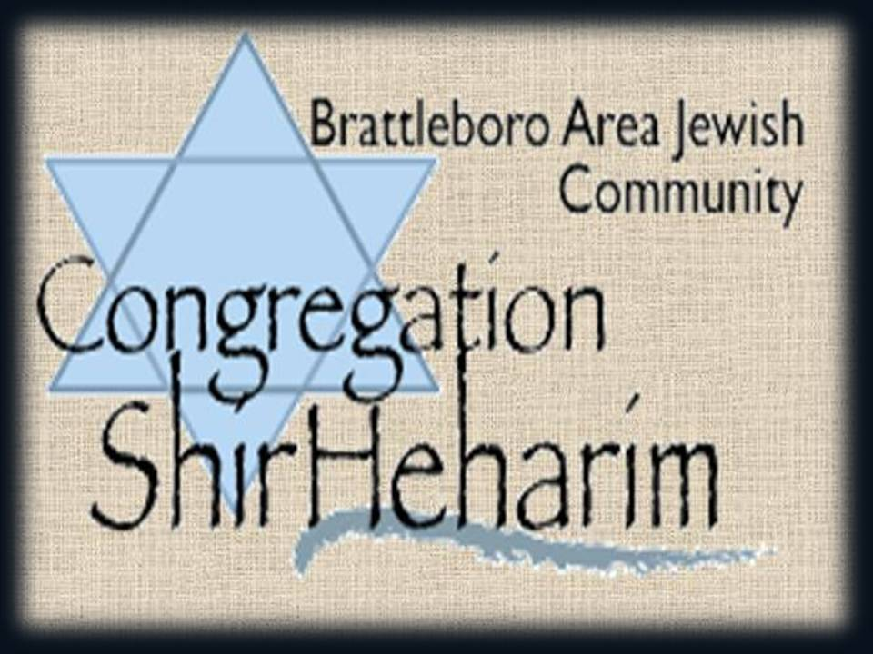 BRATTLEBORO AREA JEWISH COMMUNITY